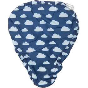 URBAN PROOF Saddle Cover Saddle Cover Clouds Blue